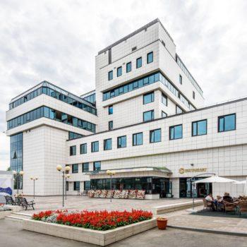 """Отель """"Байкал Бизнес Центр"""" заботится о вашем комфорте и безопасности"""